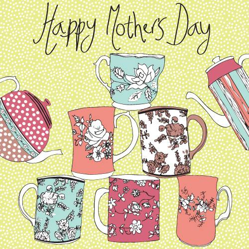 Mothers Day Card Design - 12