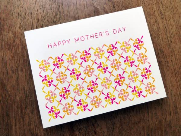 Mothers Day Card Design - 15