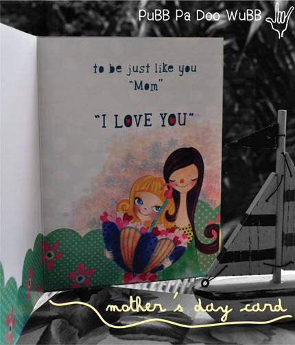Mothers Day Card Design- 4