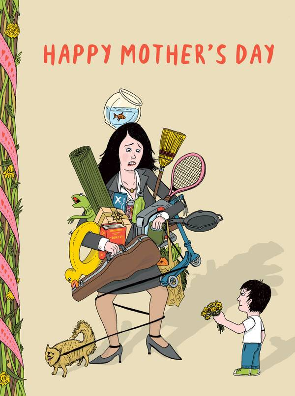 Mothers Day Card - 7