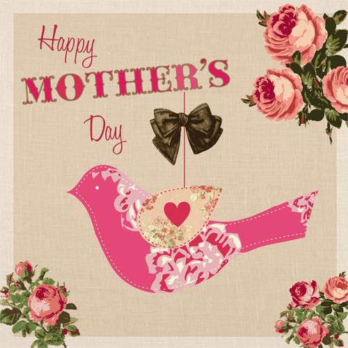 Mothers Day Card Design - 9