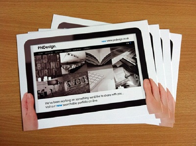 Postcard Printing Design - PNDesign