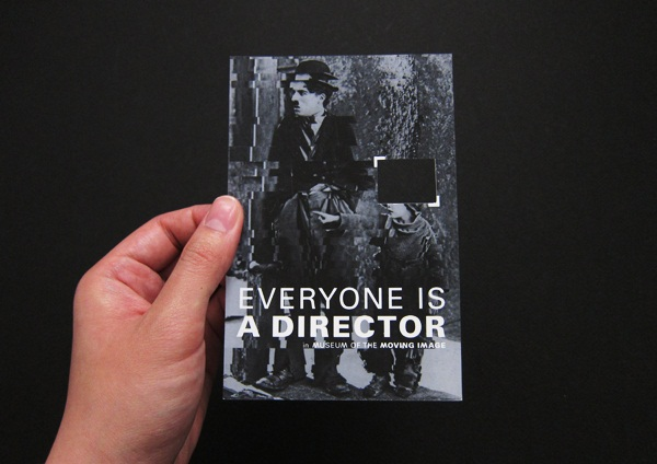 Postcard Printing Design - Museum of the Moving Image