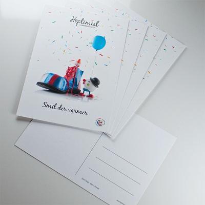 Postcard Printing Design - Hoptimism
