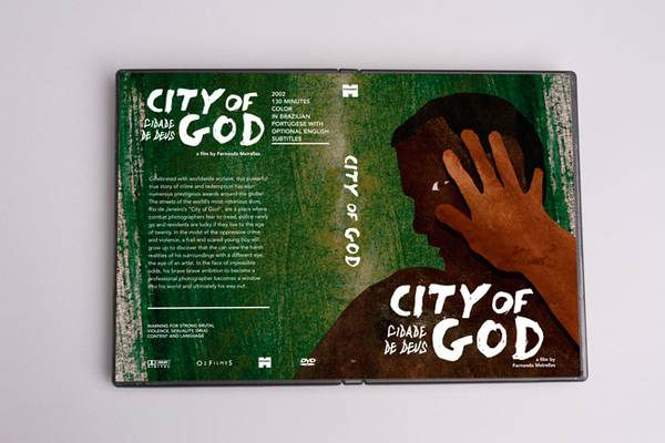 DVD Marketing - City of God DVD Cover