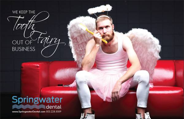 Springwater Dental Direct Mail via Blog.PrintRunner.com