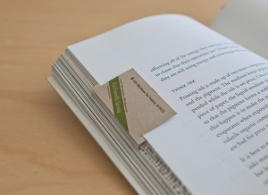 business bookmarks
