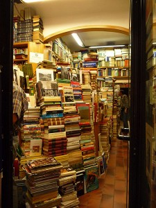 Bookstore Marketing - Bookstore in Florence, Italy