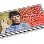 Business Card Marketing - Star Trek Business Card Holder