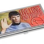 Business Card Marketing - Star Trek Business Card Holder