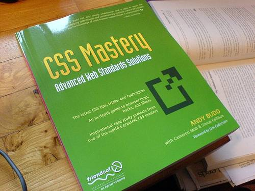CSS Mastery Advanced Web Standards Solutions by Cameron Moll