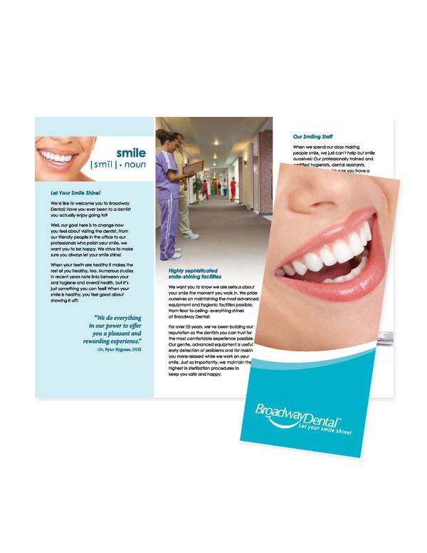 Excellent Print Designs for Dental Marketing Tools | PrintRunner Blog