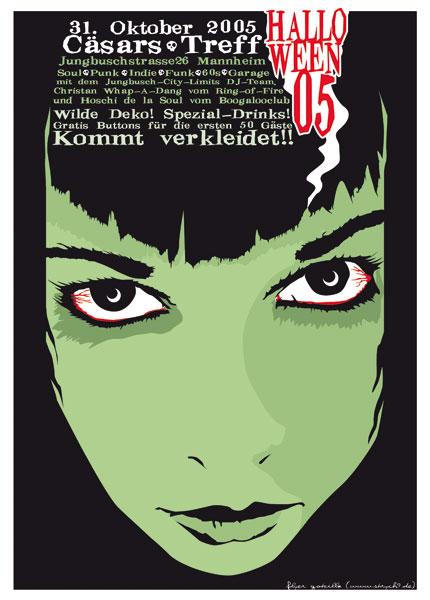 Halloween 05 Flyer