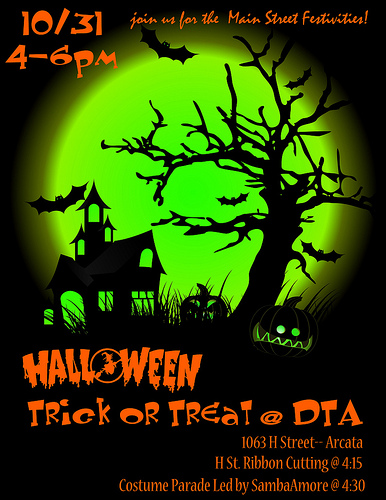 Halloween Trick or Treat @ DTA