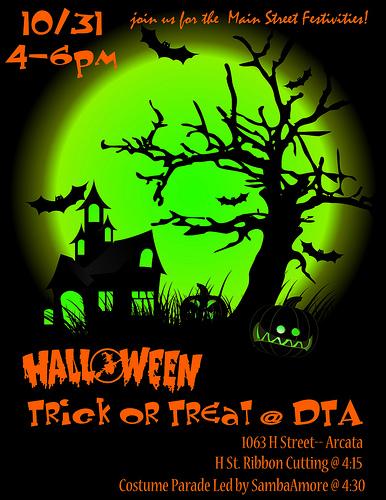 Halloween Trick or Treat @ DTA