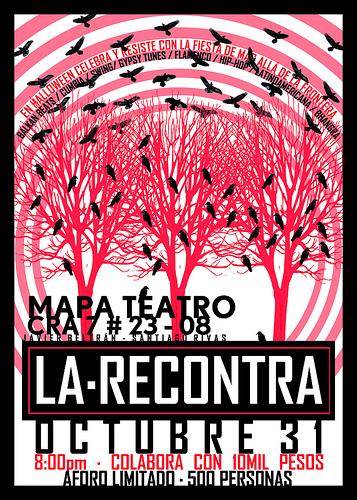 LA RECONTRA by Santiago Rivas