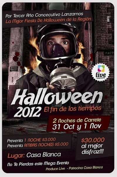Halloween 2012 by Ariel Toro