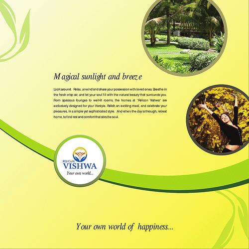 Vishwa Brochure Design