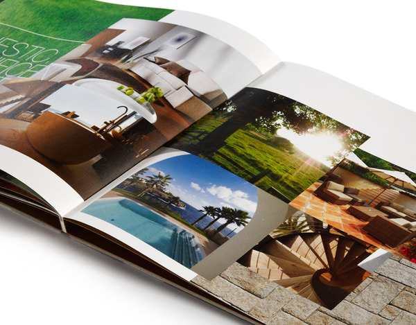 Taj Villas Booklet Design