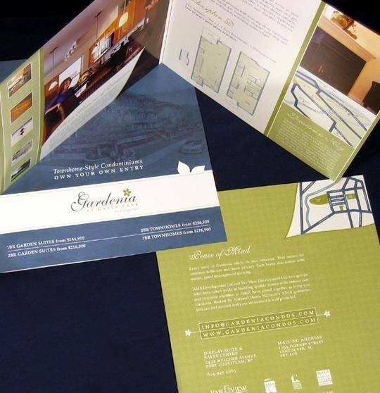 Gardenia Brochure Design