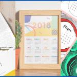24 Stunning Calendar Designs for Inspiration (Updated!)