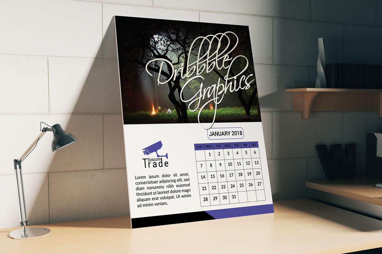 Calendar Design 7