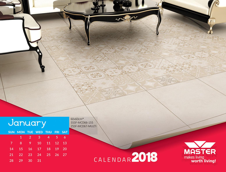 Calendar Design 11