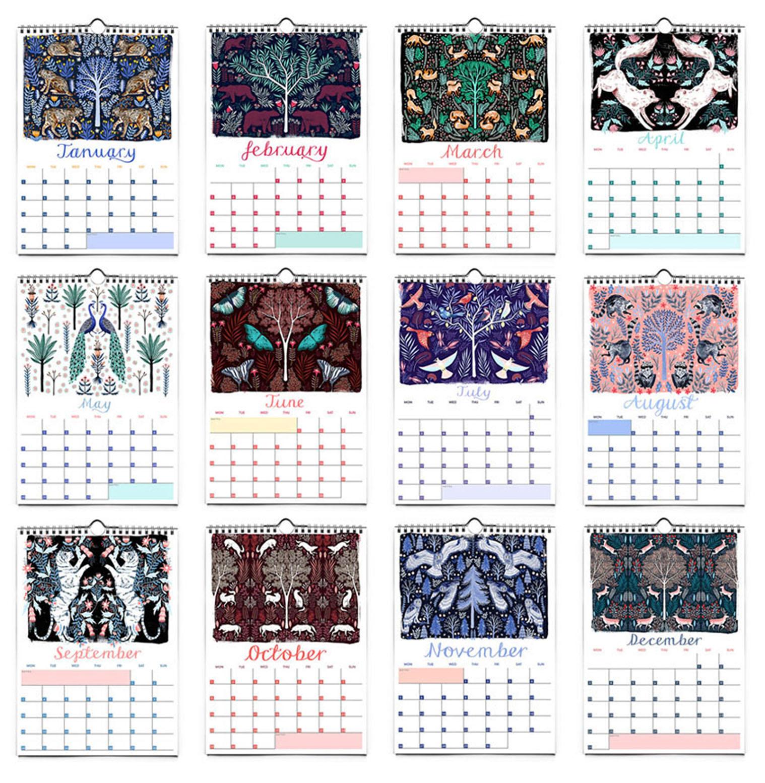 Calendar Design 15