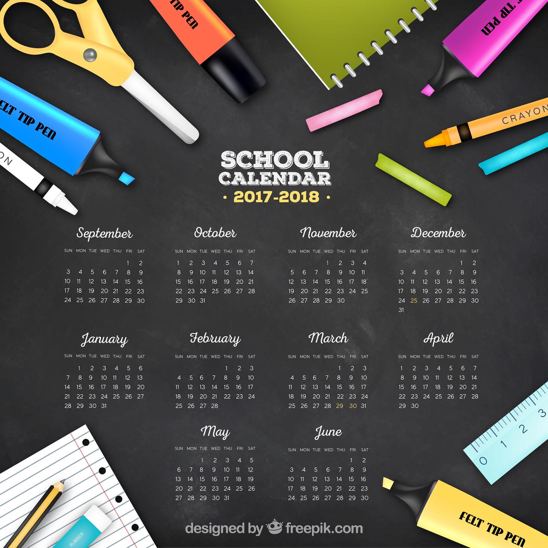 University Calendar Design : Stunning calendar designs for inspiration updated