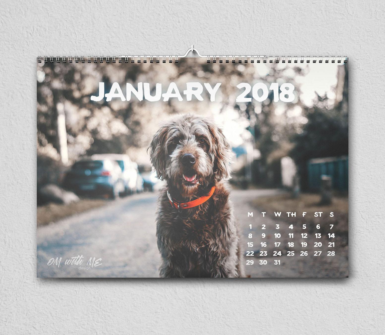 Calendar Design 24
