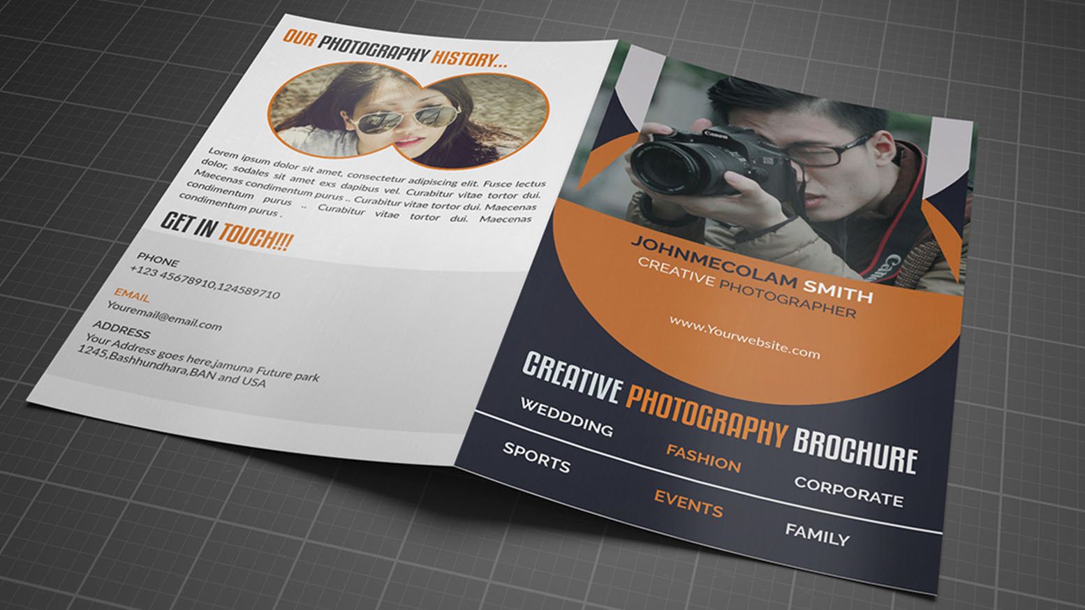 Photography Brochure 1