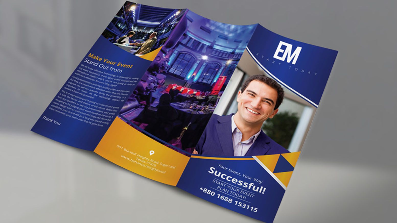 updated 5 excellent brochure design examples printrunner blog
