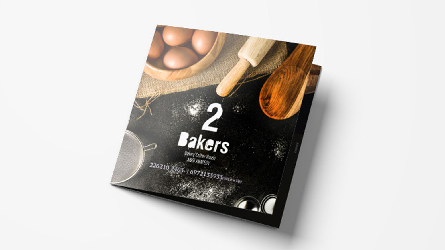 Bakery Brochure 1