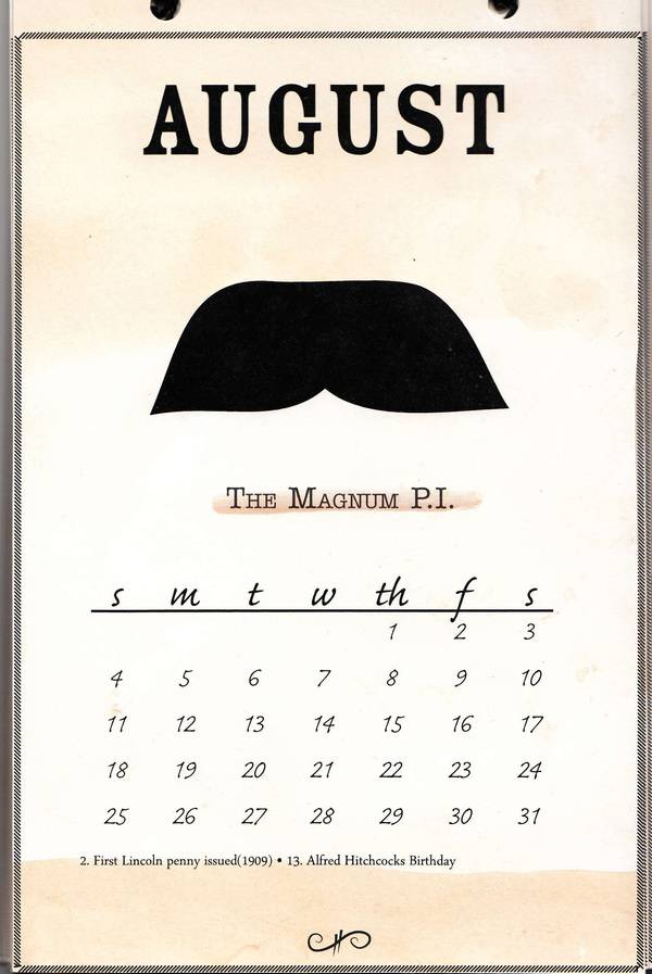 Gentlemans-Mustache-Guide-(Calendar)