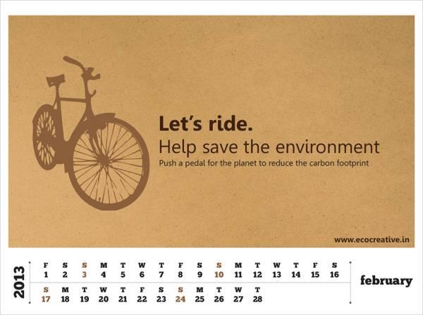Calendar - 2013 CHANGE - GLOBAL CLIMATE CHANGE