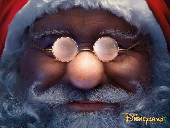 Disneyland Paris: Santa