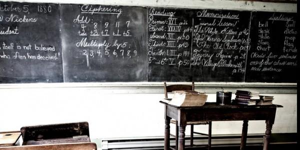 Blackboard - Rob Shenk via photopin cc