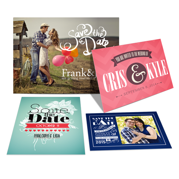 PR Save the Date Cards