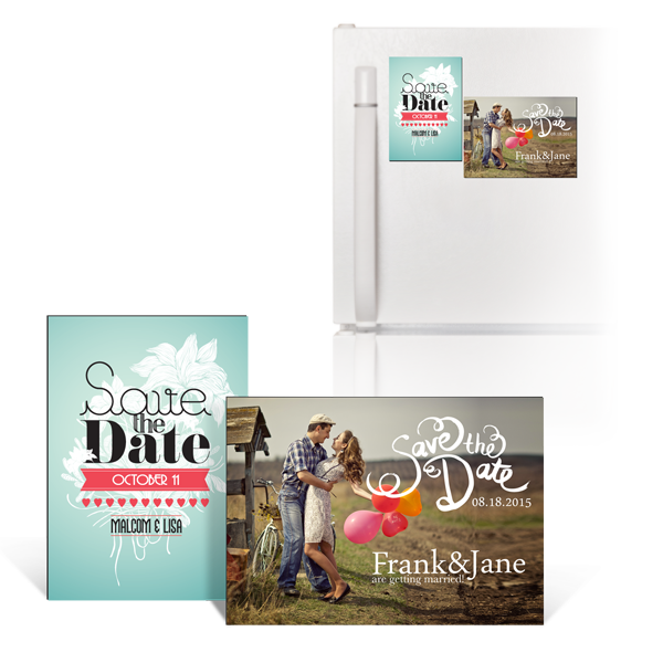 PR Save-the-Date Magnets