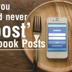 Why You Should Never 'Boost' Posts for Small Business Facebook Marketing