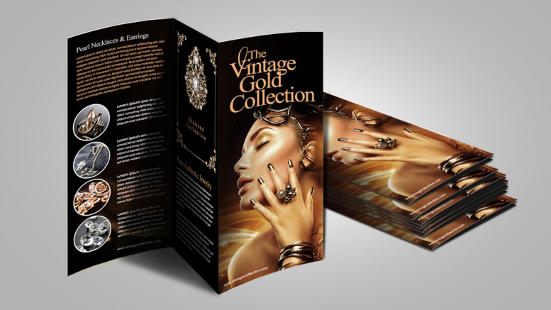 Luxury Company Brochure