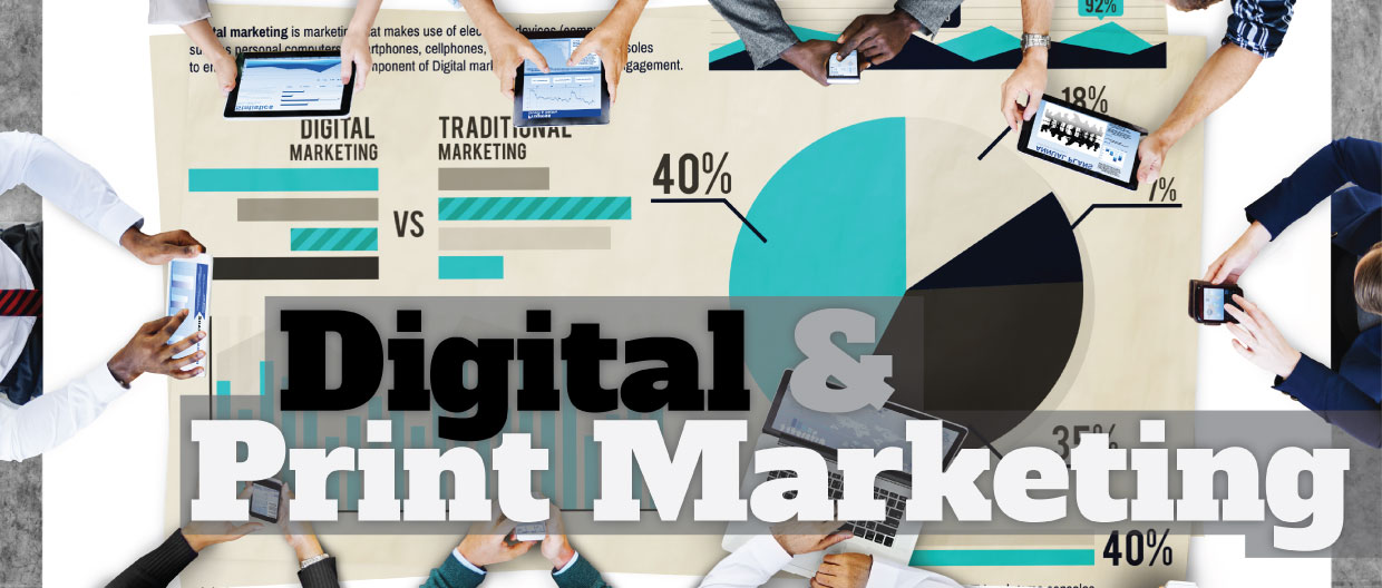 Reasons to Integrate Print and Digital Marketing - Why Do It?