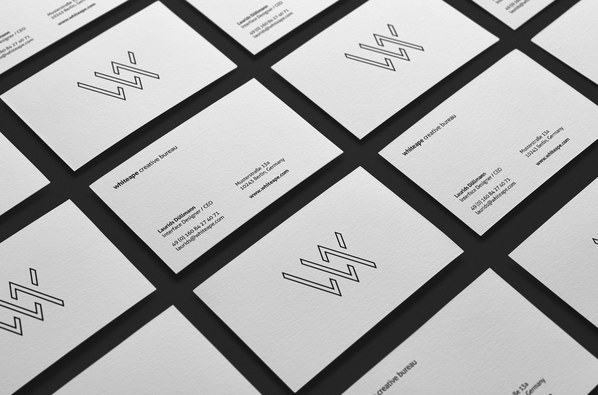 Corporate Brand Identity - Whitespace Creative Bureau