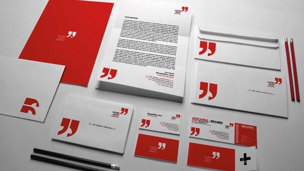 Corporate Branding Examples - Katona Jozcef Theatre