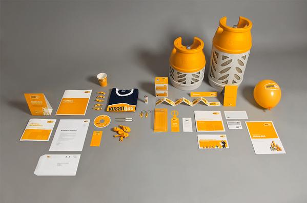 Corporate Identity and Branding - Kosan Gas