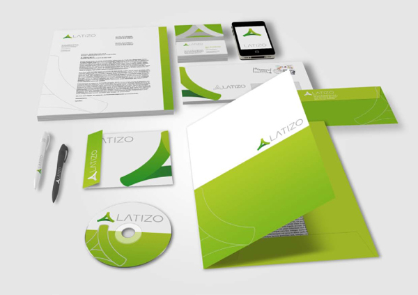 Corporate Brand Identity - Latizo Habitat