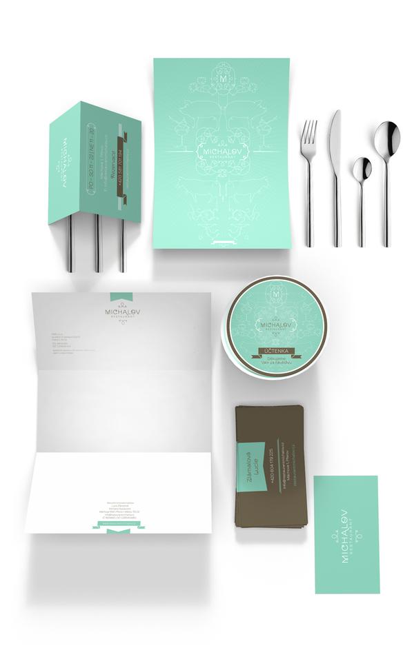 Corporate Identity Design - Restaurant