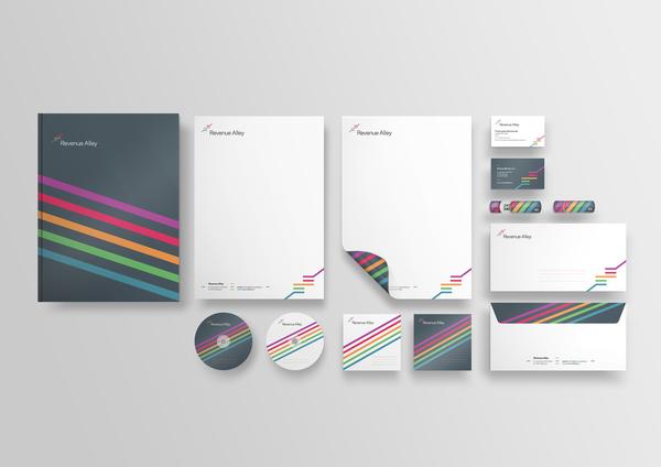 Corporate Identity Branding - Revenue Alley