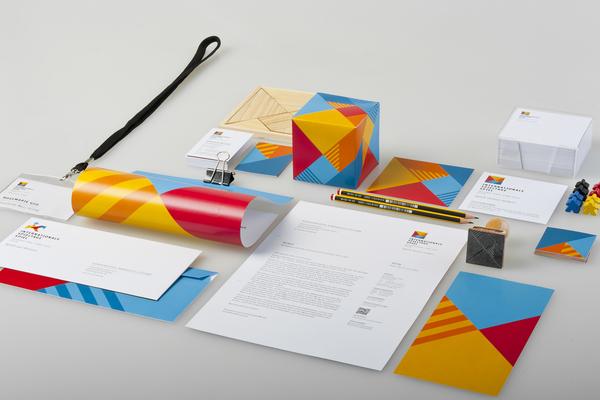 Corporate Identity Examples - Internationale Spieltage SPIEL