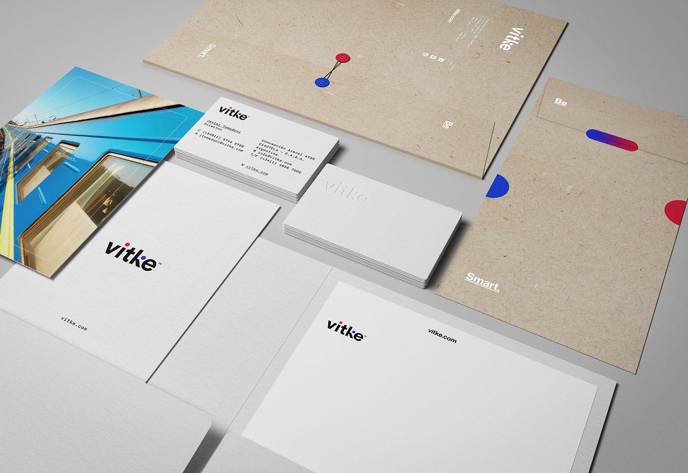 Corporate Brand Identity - Vitke